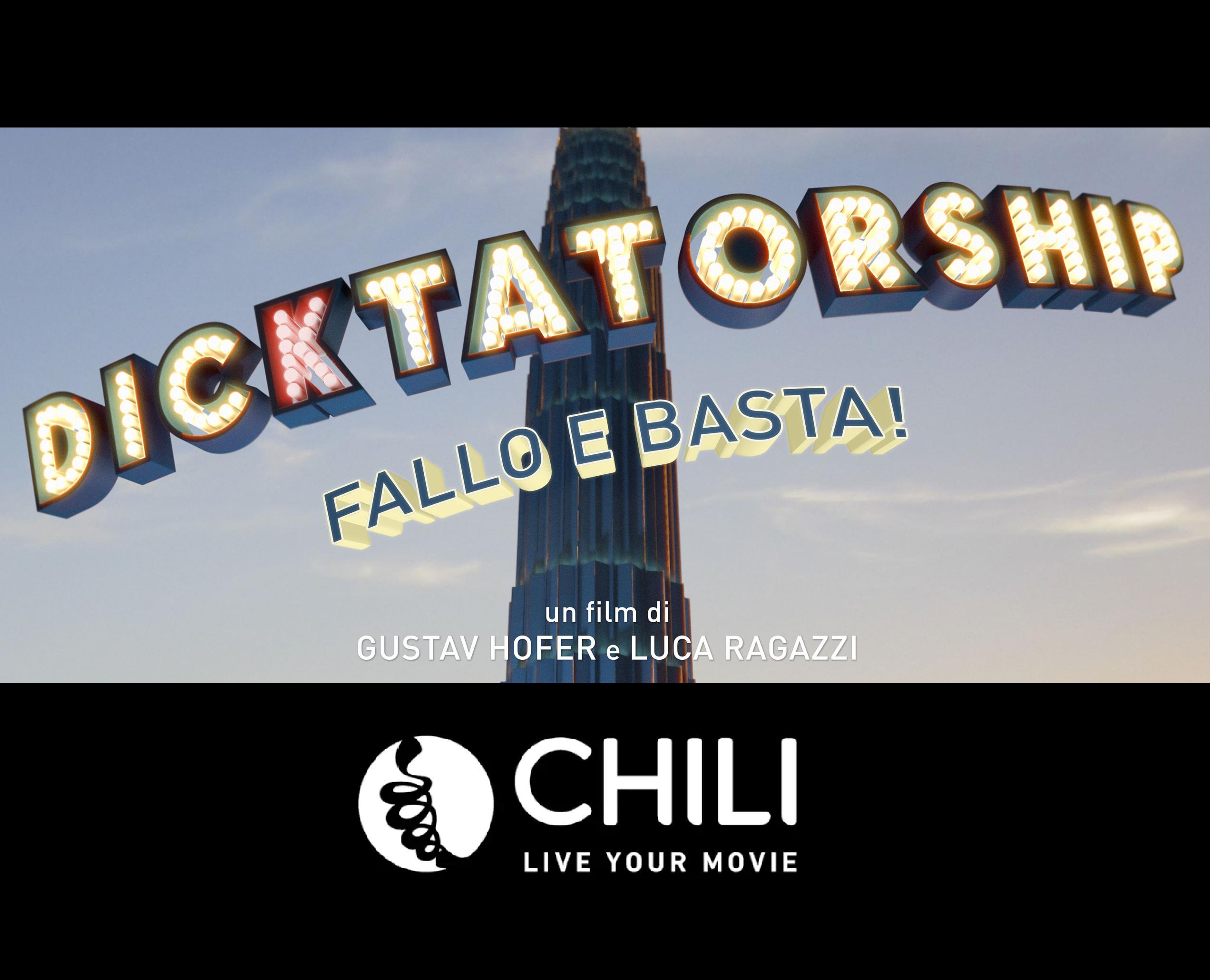 Dicktatorship arriva su CHILI